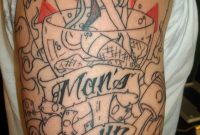 10 Gambling Half Sleeve Tattoos with dimensions 1200 X 1600