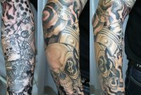 10 Ideal Arm Sleeve Tattoo Ideas For Guys for sizing 1024 X 926