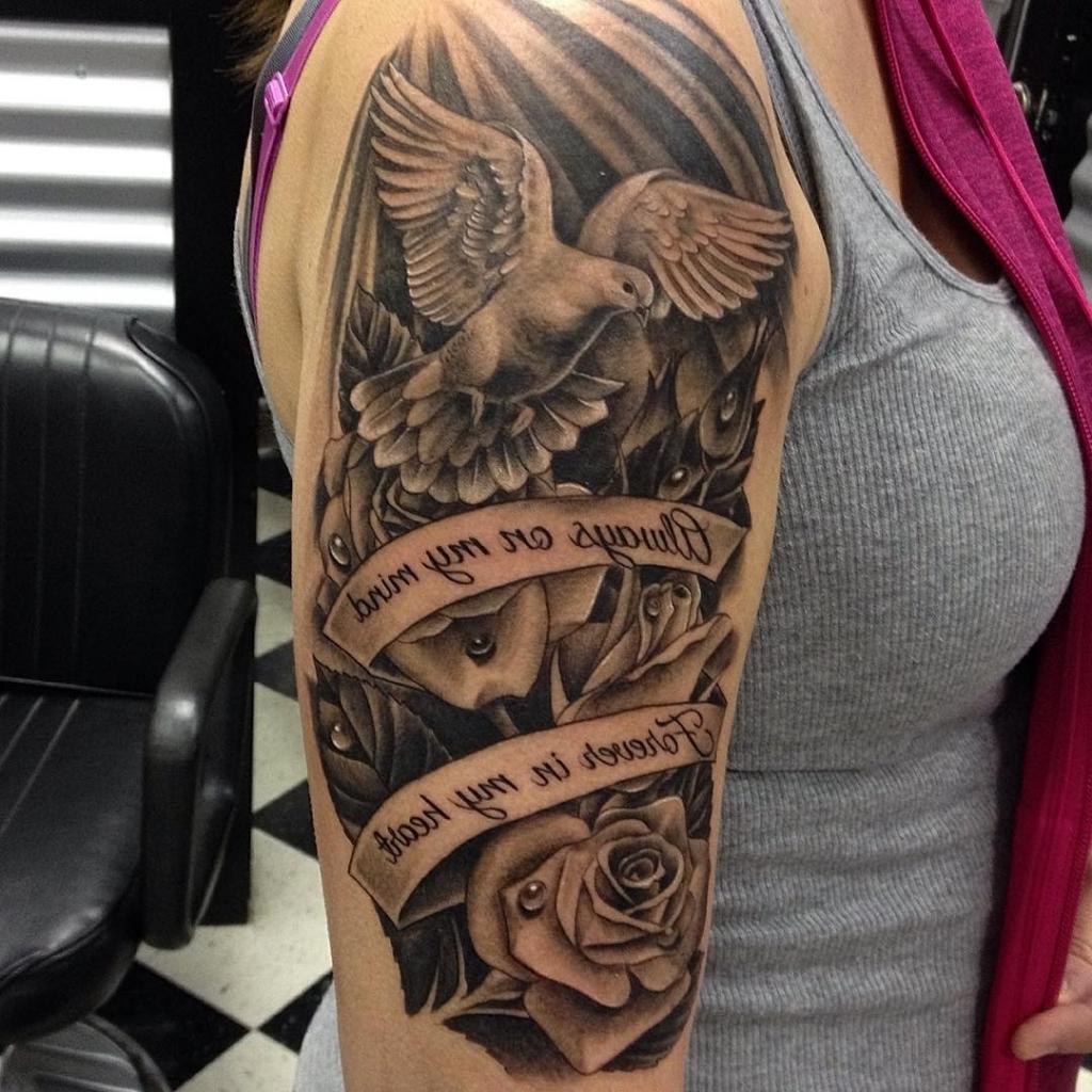 Tattoos Sleeves Ideas For Guys Half Sleeve Tattoo Site