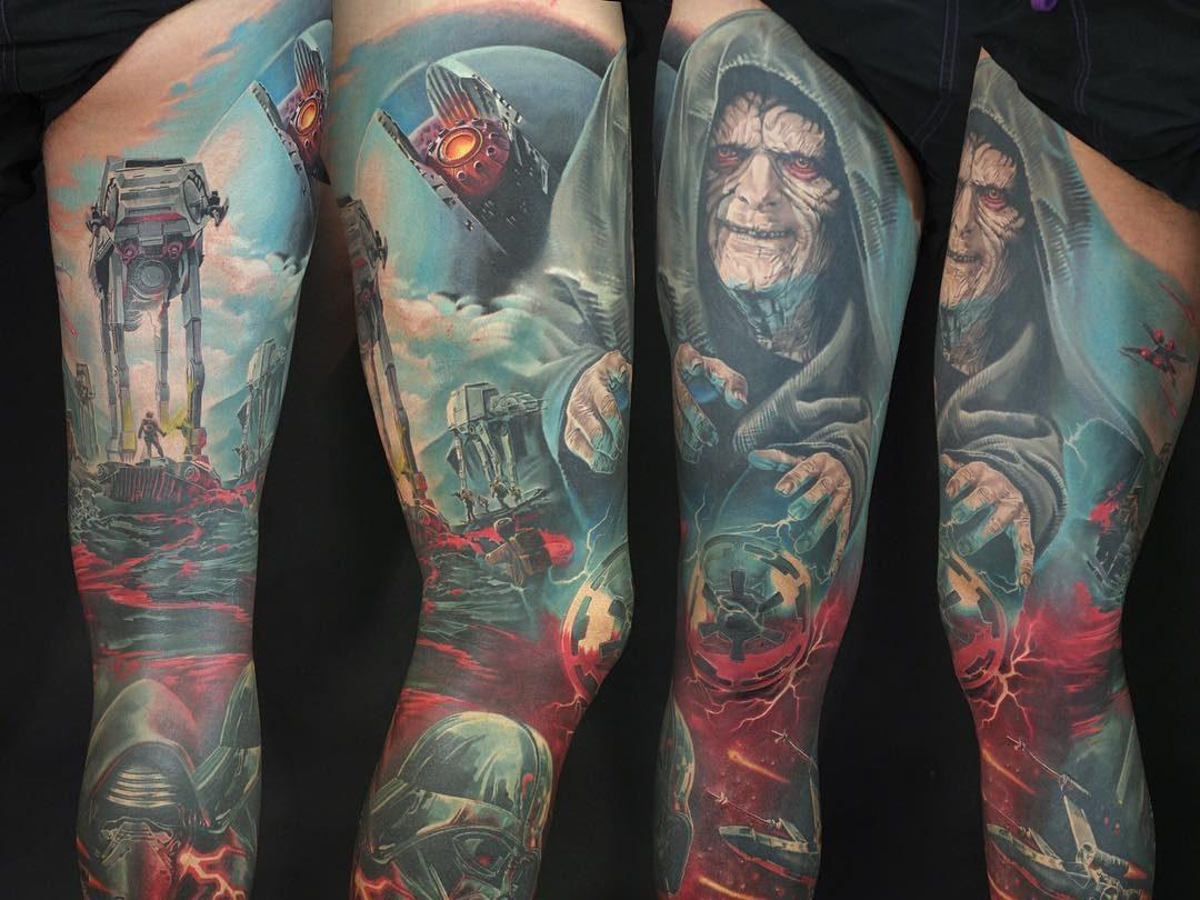 Color Sleeve Tattoo Ideas Half Sleeve Tattoo Site