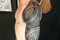 25 Best Tribal Sleeve Tattoo Ideas Tattoozza with sizing 1080 X 810
