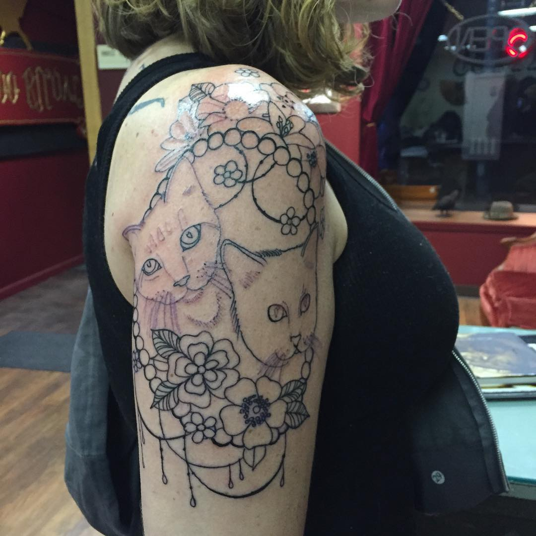 25 Half Sleeve Tattoo Designs Ideas For Women Design Trends within dimensions 1080 X 1080