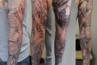 30 Christian Tattoos On Sleeve intended for proportions 900 X 991