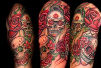 40 Arm Skull Tattoos intended for measurements 1200 X 857