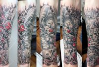 40 Wonderful Jester Tattoos On Sleeve throughout proportions 1600 X 881