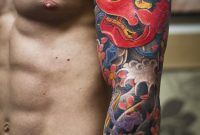 47 Sleeve Tattoos For Men Design Ideas For Guys for proportions 676 X 1200
