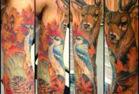 4th Session Of My Nature Sleeve Done Susi At Indian Ink In pertaining to proportions 1024 X 1024