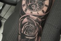 80 Timeless Pocket Watch Tattoo Ideas A Classic And Fashionable for sizing 1080 X 1350