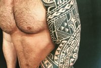 Added To Altins Three Quarter Sleeve Today Polynesiantattoo intended for measurements 1080 X 1349