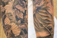 Arm Sleeve Tattoo For Men Cool Tattoos Bonbaden throughout sizing 960 X 1222