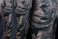 Awesome Sleeve Sick Tattoos Golfian for proportions 1024 X 1010