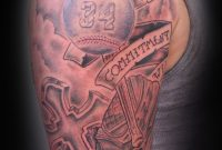 Baseball Tattoo Artist Sid Lopes Tattoo For Appointments And More regarding size 2034 X 3150