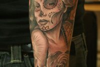 Best Day Of The Dead Tattoos inside proportions 800 X 1200