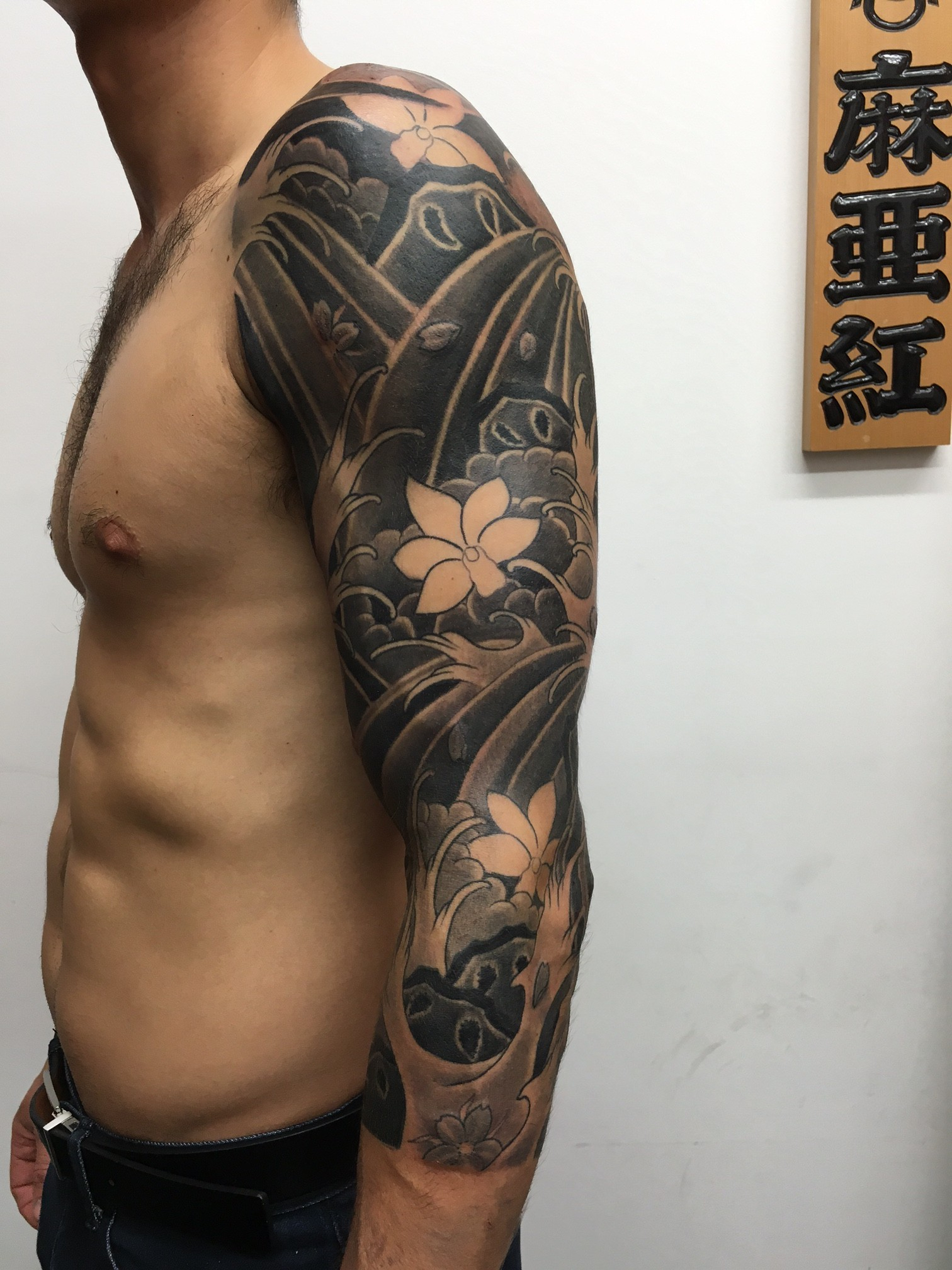 Best Traditional Japanese Style Tattoo Artists In Perth Primitive inside measurements 1512 X 2016