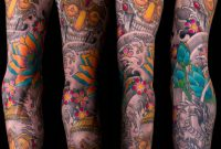 Chinese Style Sleeve Best Tattoo Design Ideas with regard to sizing 1024 X 1024