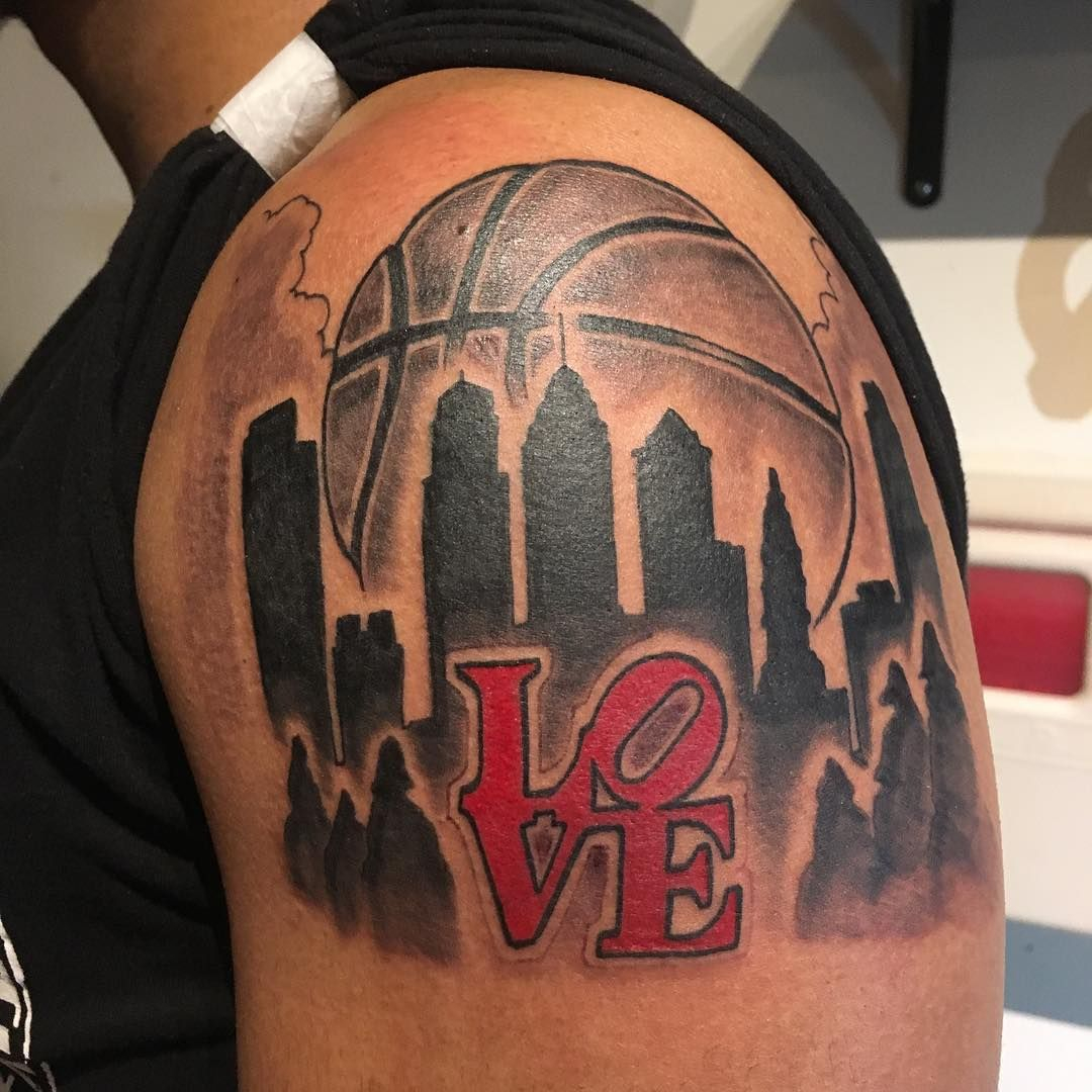 Cool Top 100 Basketball Tattoos Http4developuatop 100 for dimensions 1080 X 1080