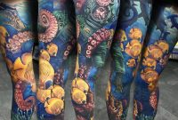 Crazy Underwater Zombie And Octopus Tattoo Interestingasfuck pertaining to size 960 X 960
