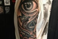 First Tattoo Finished Beginning Of A Sleeve Will Expand Eventually with regard to proportions 1224 X 1632