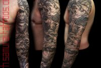 Fudogs Koi And Fantasy Monkey King Kai 7th Samurai Mens Sleeve Asian within proportions 1000 X 818