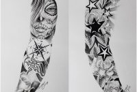 Full Arm Sleeve Art Pinte within proportions 960 X 960