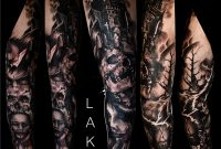 Full Sleeve In 16 Hours Big Tattoo Planet Community Forum for measurements 1000 X 838