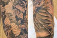 Half Arm Tattoos For Men Arm Tattoos For Men Sleeves Cool Tattoos throughout size 804 X 1024