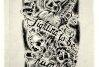 Half Sleeve Tattoo Drawing Designs At Getdrawings Free For in size 768 X 1024