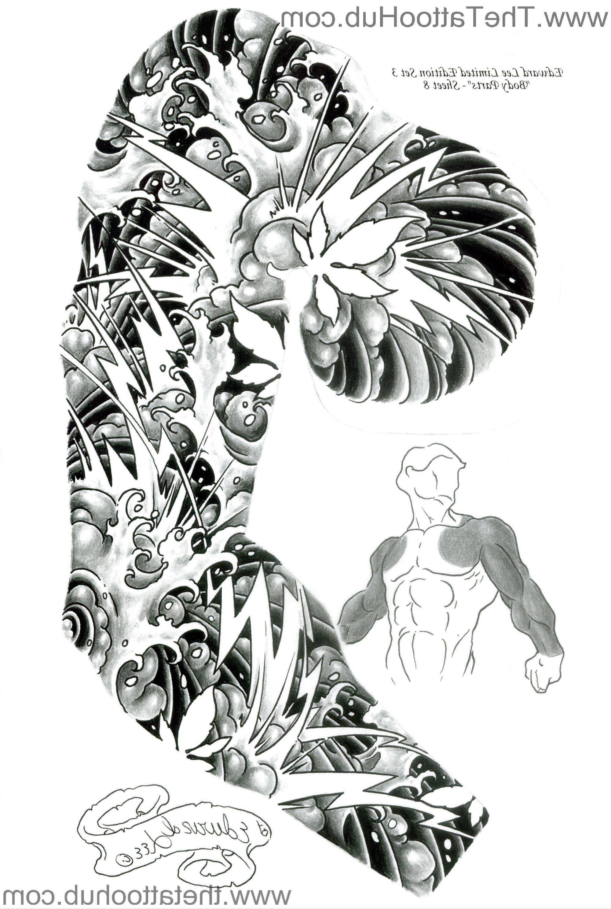 Japanese Half Sleeve Tattoo Drawings Half Sleeve Tattoo Site