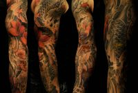Koi Fish Tattoo Sleeve Black And Grey Nyaduts Pictures To Pin On regarding measurements 3972 X 3738