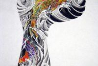 Koi Sleeve Tattoo Designs Cool Tattoos Bonbaden throughout proportions 900 X 1200
