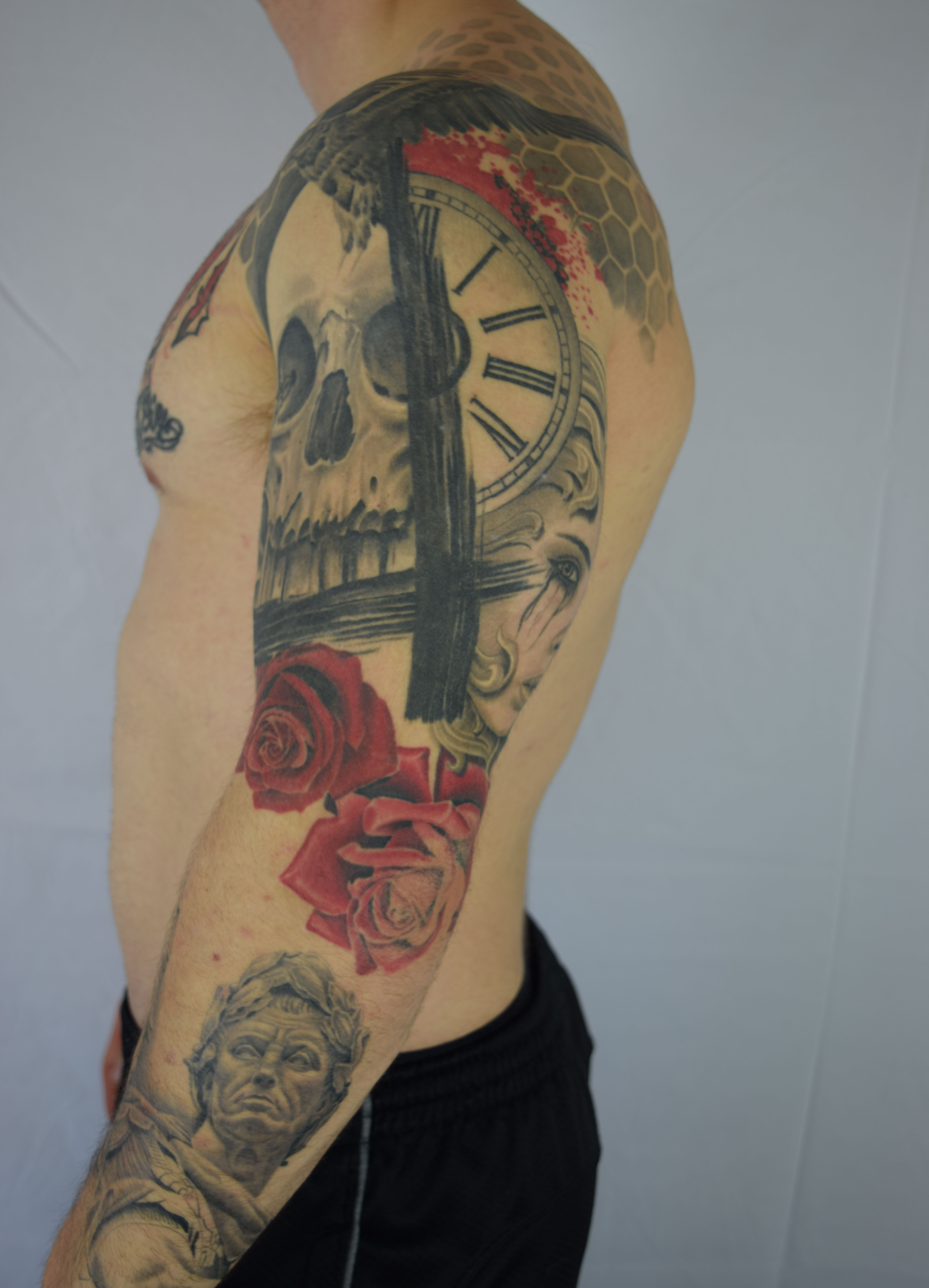 Hide Your Tattoo Sleeves • Half Sleeve Tattoo Site