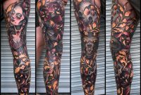 My Leg Sleeve Matt Curzon Out Of Empire In Prahran Melbourne intended for sizing 3072 X 3072