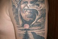 Native American Indian Wolf Tattoos Google Search Questy Pinte for sizing 768 X 1024