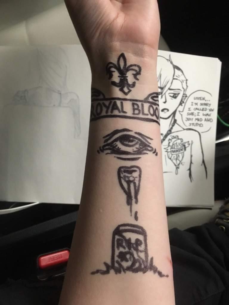 Emo Sleeve Tattoo Designs • Half Sleeve Tattoo Site