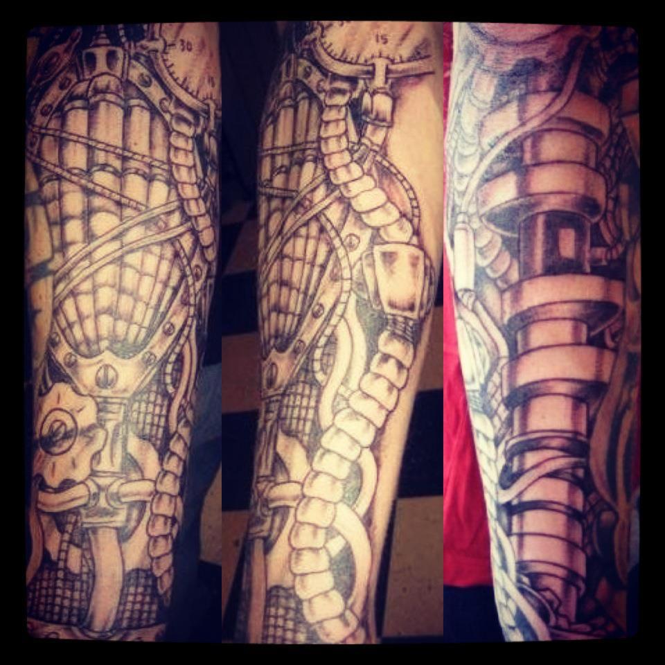 Sleeve Tattoo Exclusivetattoodotcom pertaining to size 960 X 960