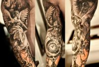 Sleeve Tattoo Oh My God Theres So Much Detail Tattooish with sizing 960 X 960