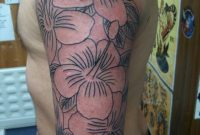 Sleeve Tattoos For Women Flower Half Sleeve Tattoos Designs And throughout sizing 768 X 1024