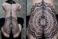 Symmetrical Tattoo Chaim Machlev Design Of Tattoosdesign Of Tattoos regarding size 1337 X 849