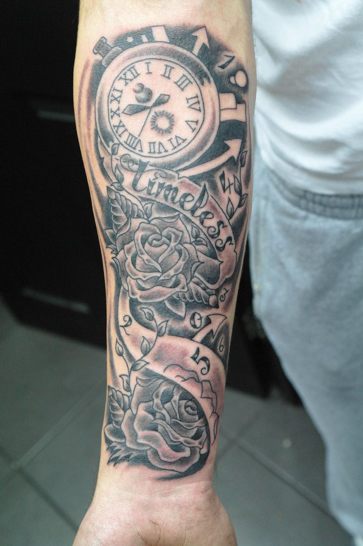 The Gallery For Half Sleeve Tattoos Timeless Tattoos And for proportions 729 X 1096