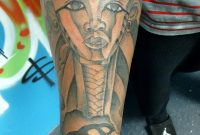 The Life Times Of Ant Thaxton Egyptian X African Half Sleeve with proportions 1200 X 1600