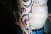 Tribal Tattoo On Arm Sleve Design For Men Tattoomagz with measurements 774 X 1032