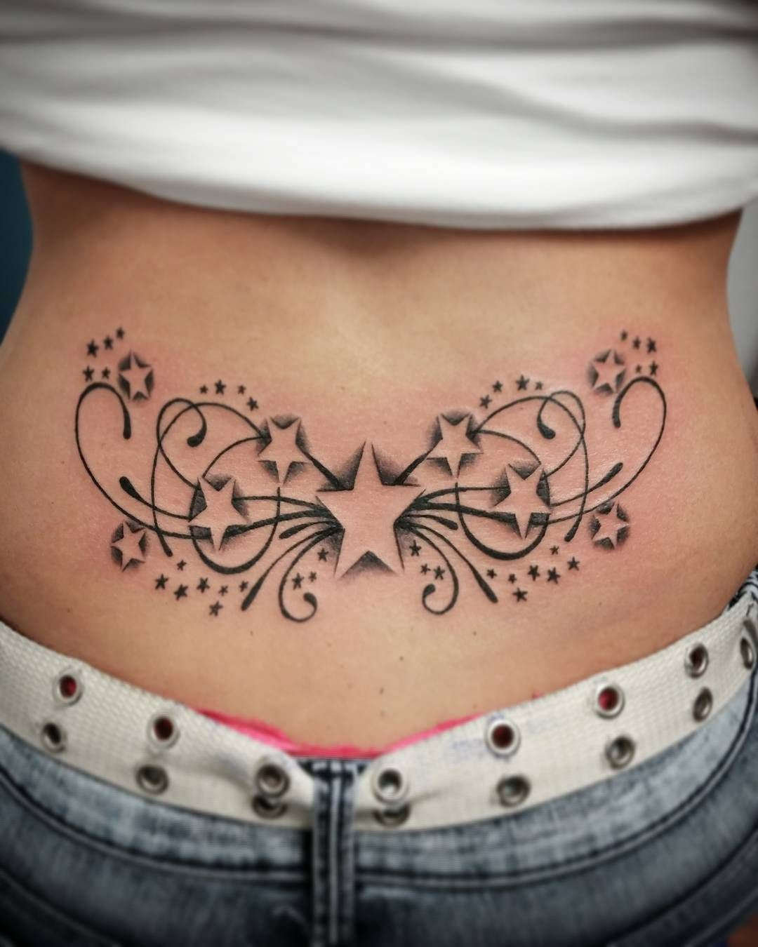 50 Gorgeous Lower Back Tattoos That Look Sexy Too Tattoos Lower with regard to size 1080 X 1350