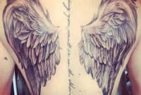 Angel Wings Female Back Tattoo Cool Art Tattoos Back Tattoo within dimensions 960 X 960