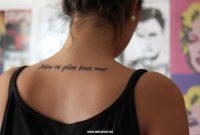 Pin Elle Saillant On Body Art Tattoo Script Tattoos Tattoo Quotes inside proportions 1278 X 851