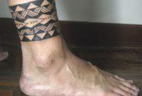 Tribal Leg Band Tattoo Tribal Band Tattoo Polynesian Tribal inside measurements 2584 X 2112