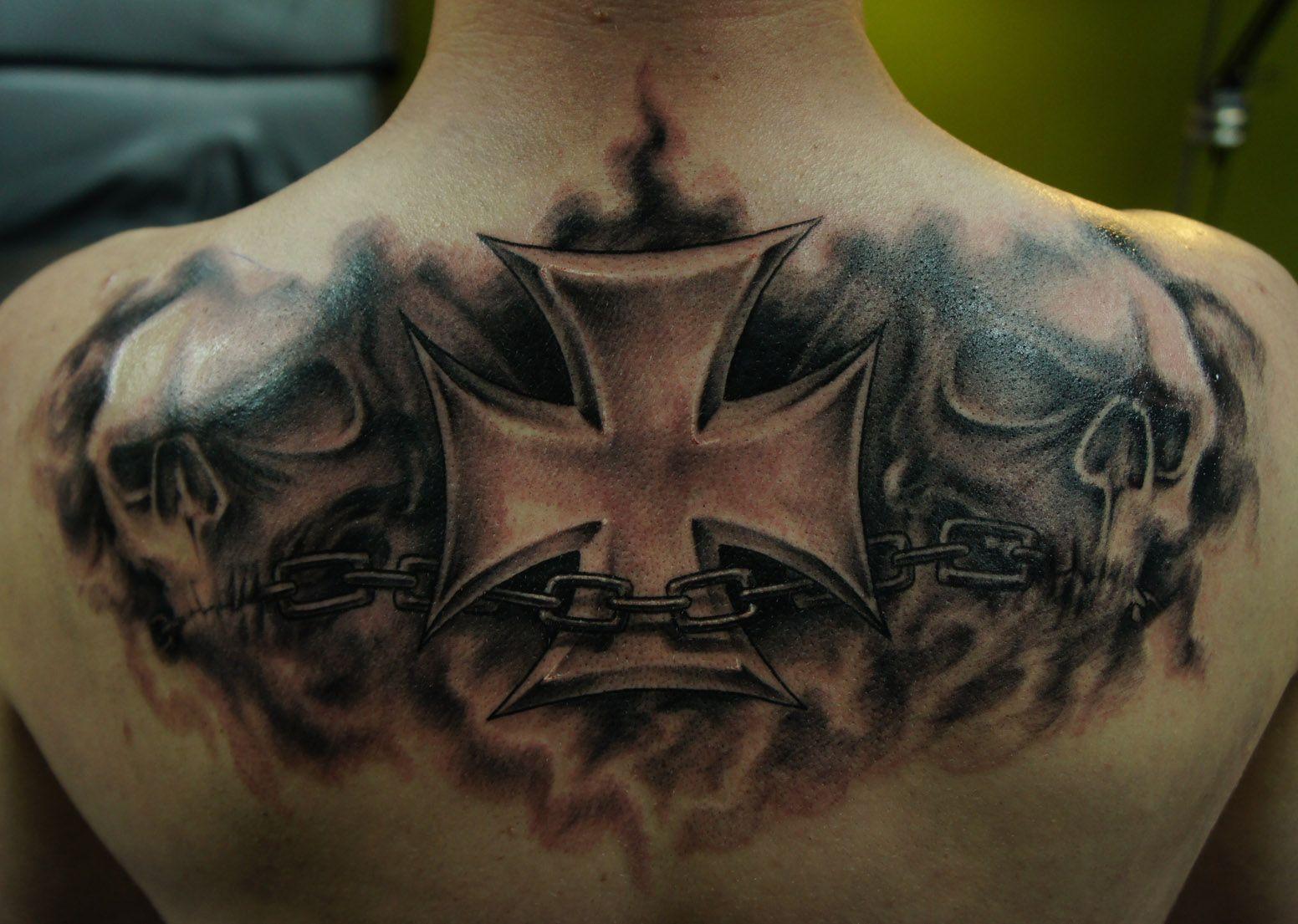 100s Of Iron Cross Tattoo Design Ideas Pictures Gallery Iron with regard to measurements 1552 X 1105