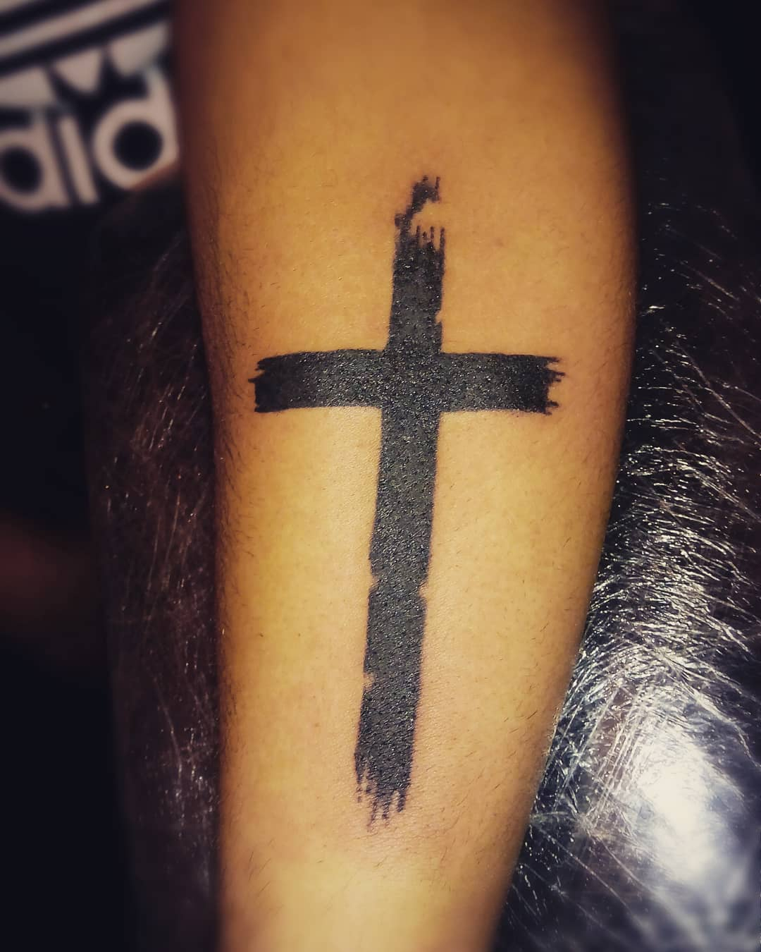 125 Best Cross Tattoos You Can Try Meanings Wild Tattoo Art with regard to sizing 1080 X 1350