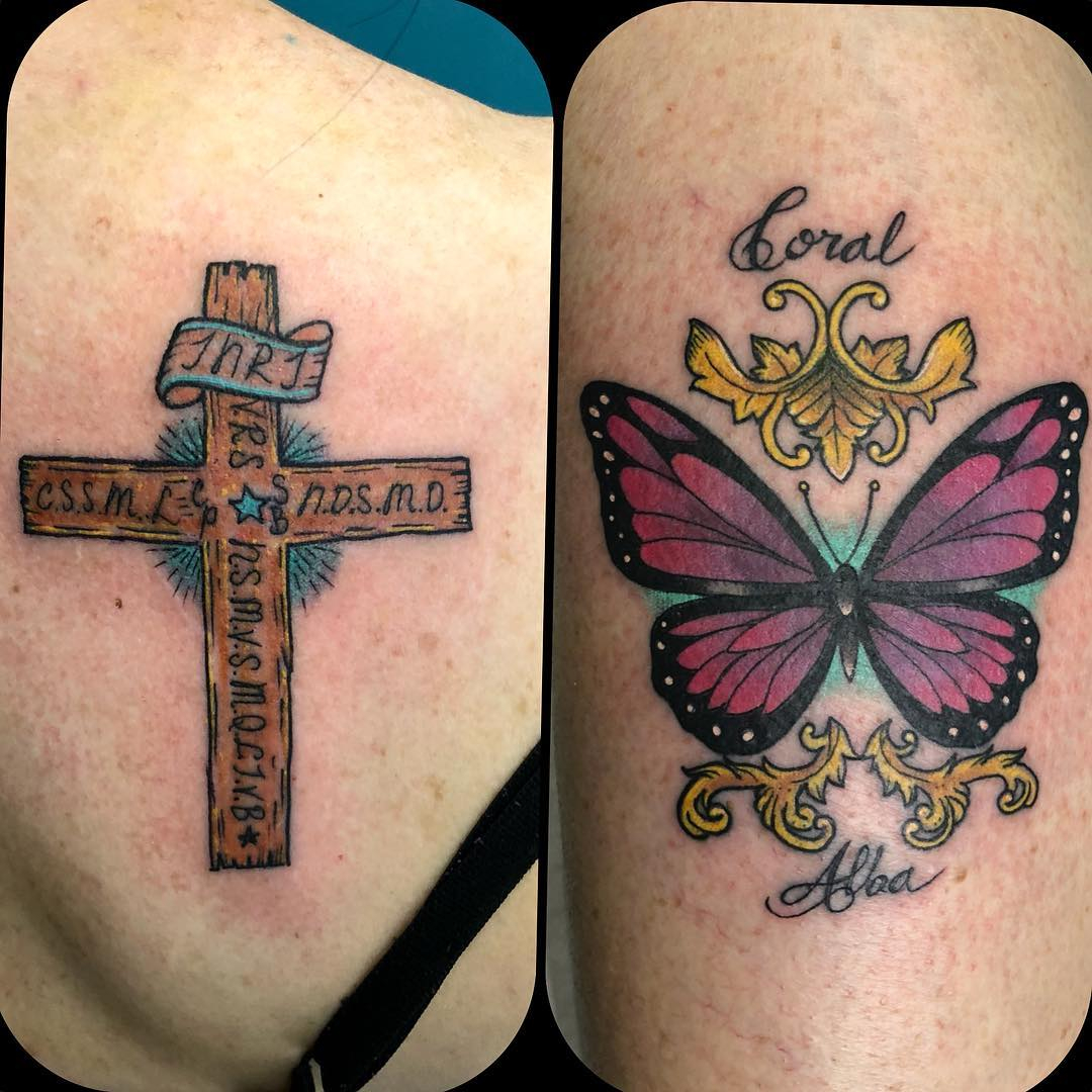 45 Beautiful Christian Tattoo Ideas To Flaunt On Yourself with dimensions 1080 X 1080