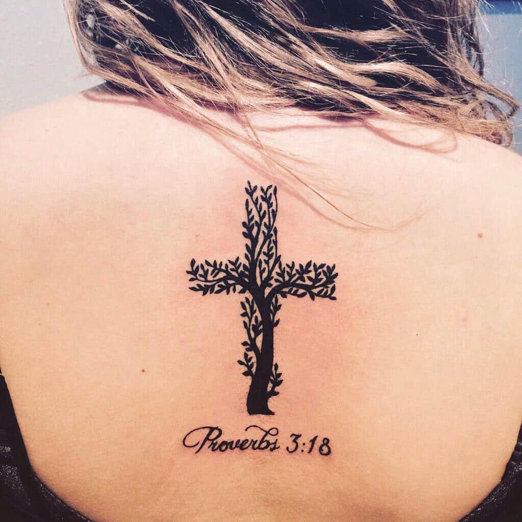 75 Unique Hottest Cross Tattoos Ideas Media Democracy inside proportions 1024 X 1024