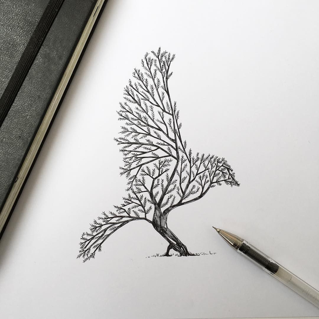Bird Tree Something So Simple Can Create A Bird A Image That You with sizing 1080 X 1080